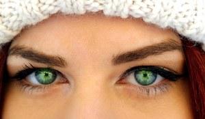 Особенность зеленоглазых людей
