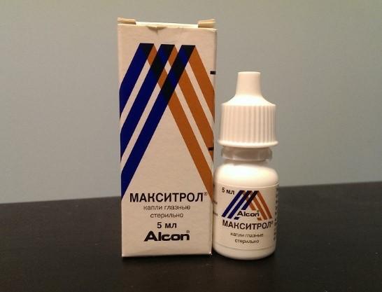 Как использовать глазные капли Макситрол: состав, показания к ...