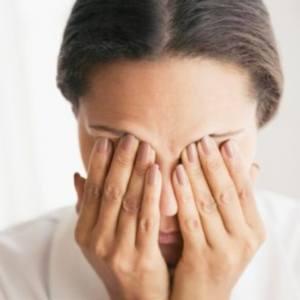 Причины проблем с глазами
