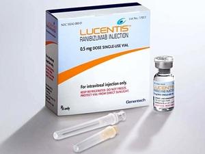Особенности применения препарата Луцентис